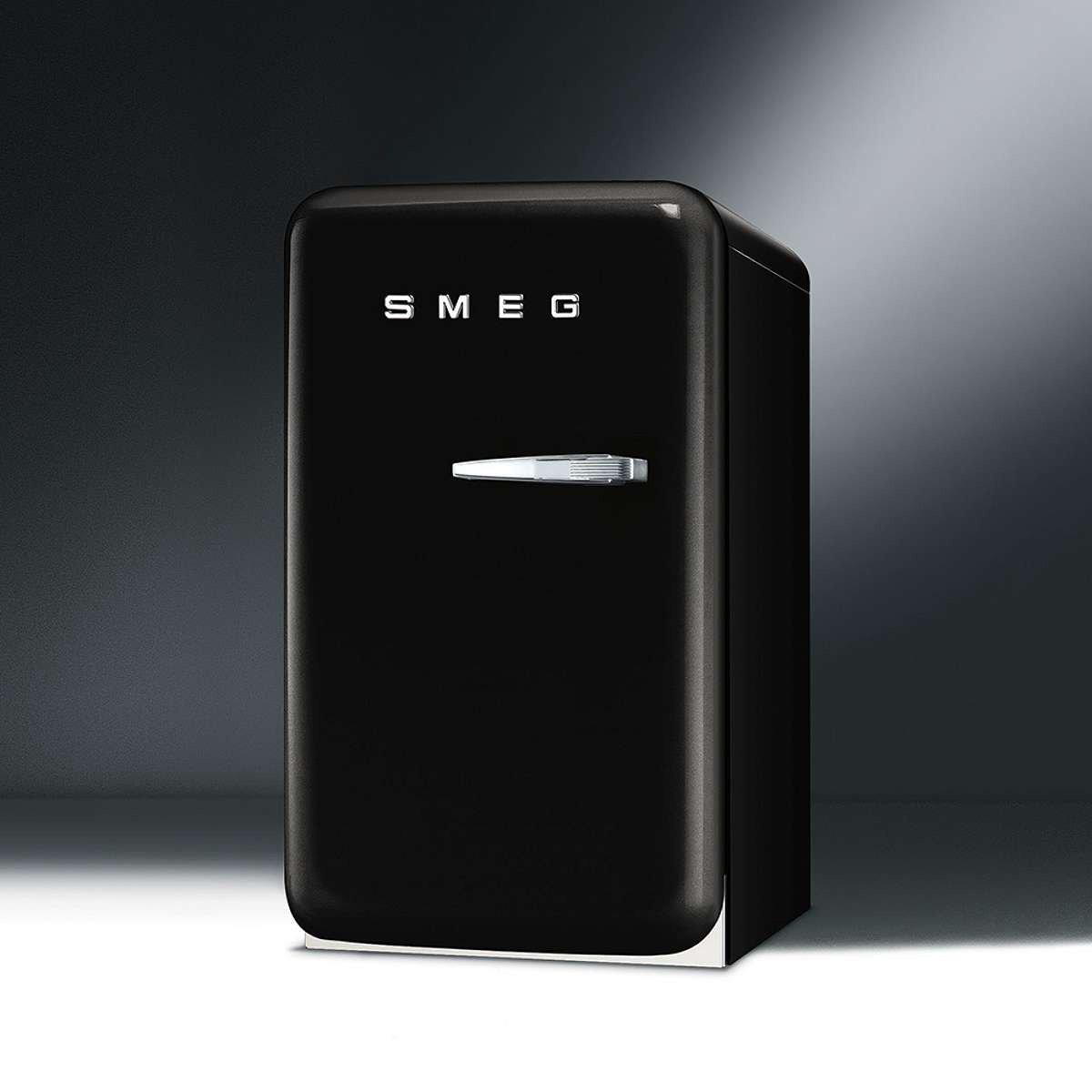 Smeg 50s Style Mini Refrigerator The Green Head