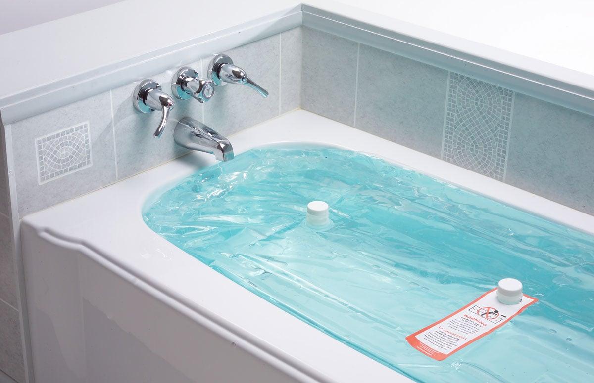 WaterBOB Emergency Bathtub Drinking Water Storage