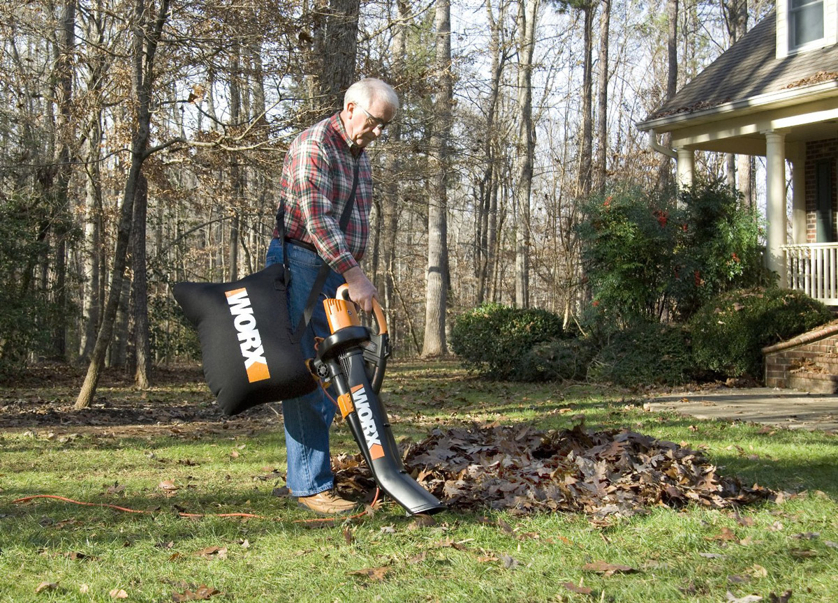 Yard Vacuum Mulcher