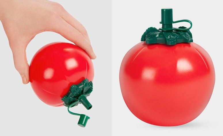 Big Tomato Ketchup Dispenser The Green Head