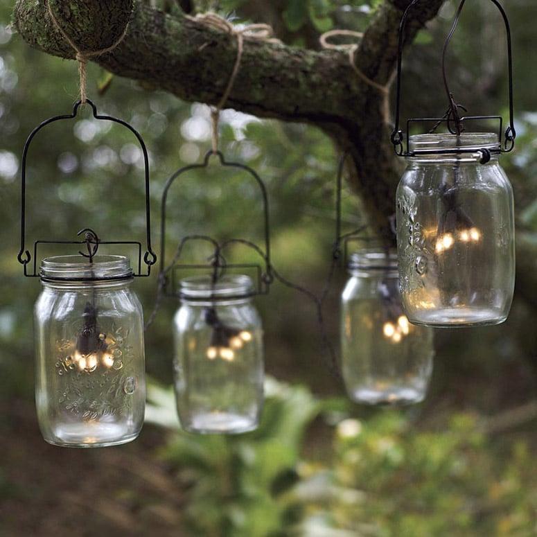 Solar Powered Outdoor Wall Lanterns