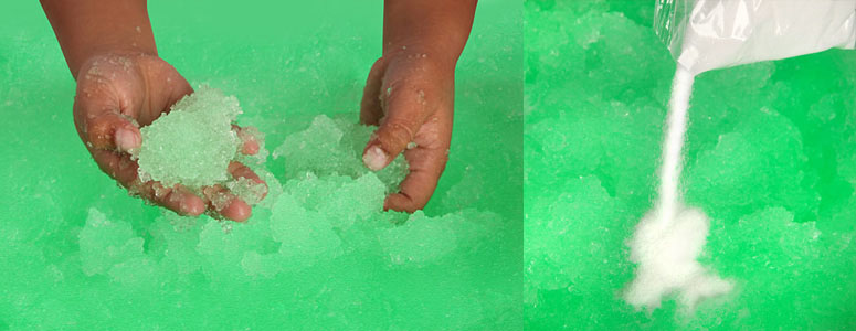 H2Goo Turns Water Into Colorful Goo And Back Again The