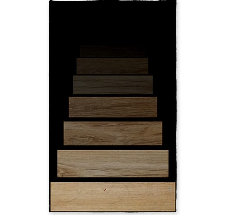 Stairway To Darkness Area Rug | Stairway To Darkness Rug | Area | Tardis | 3 Dimensional | Floor | Scary