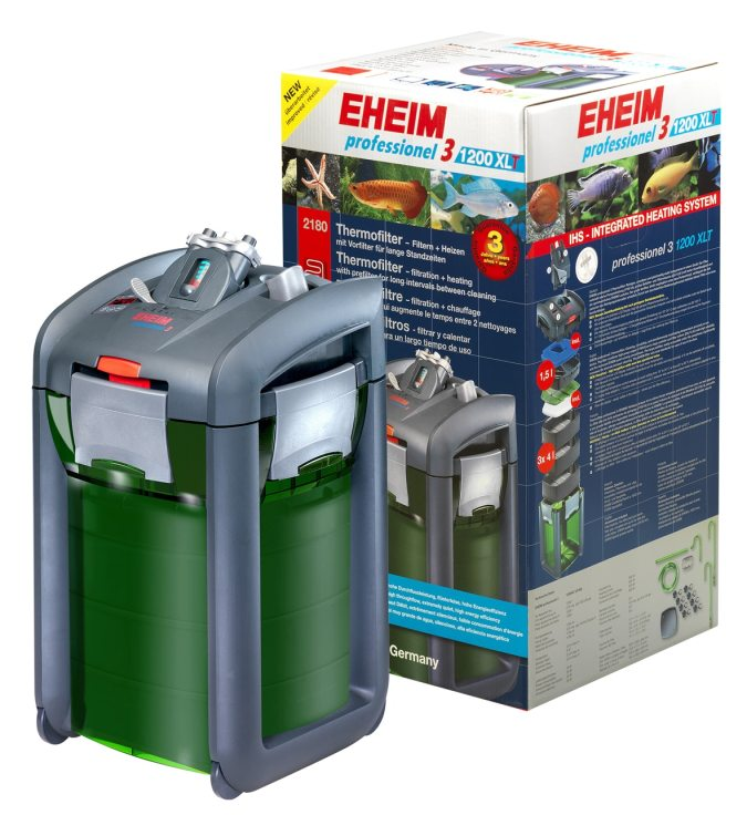 Eheim Professionel 3 1200XLT External Filter 2180 Thermo