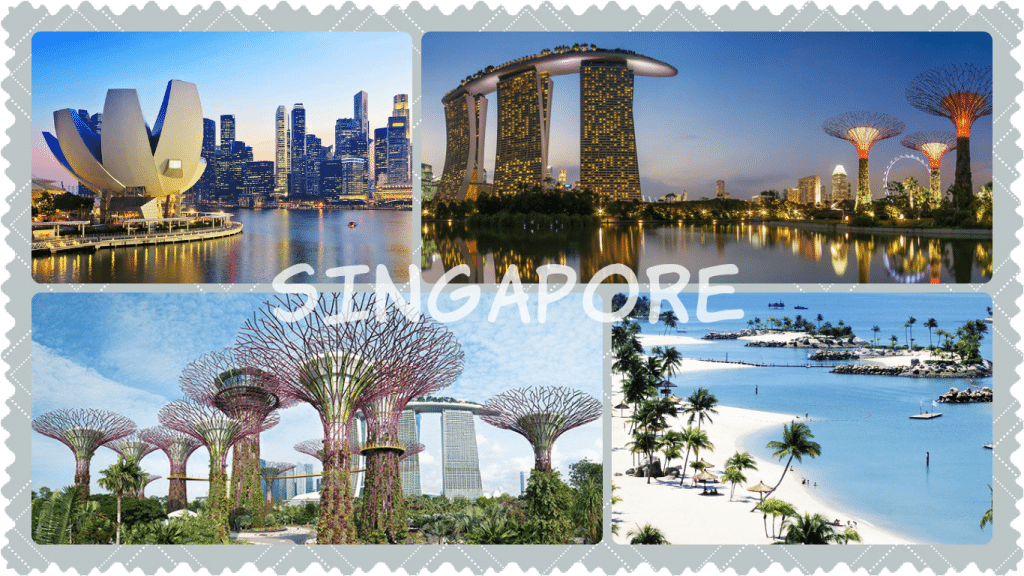 singapore top 10 green countries in the world