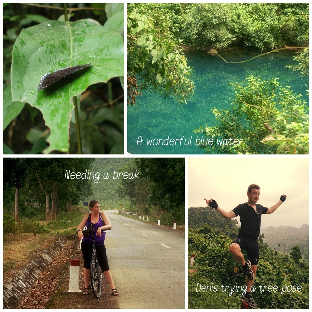 cycling around phong nha ke bang