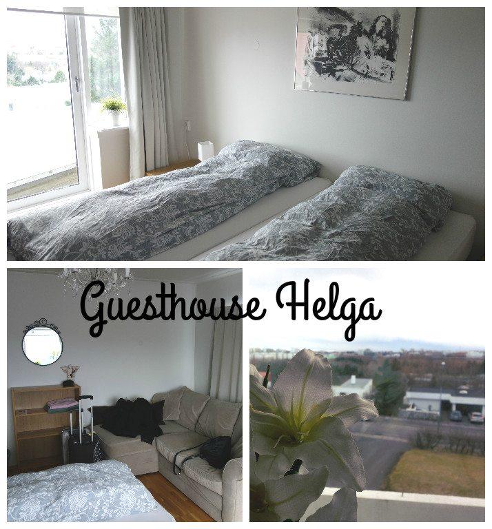 guesthouse helga reykjavik iceland islande