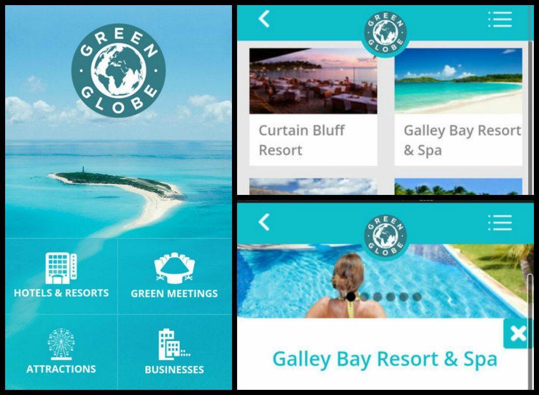 greenglobe application green hotels