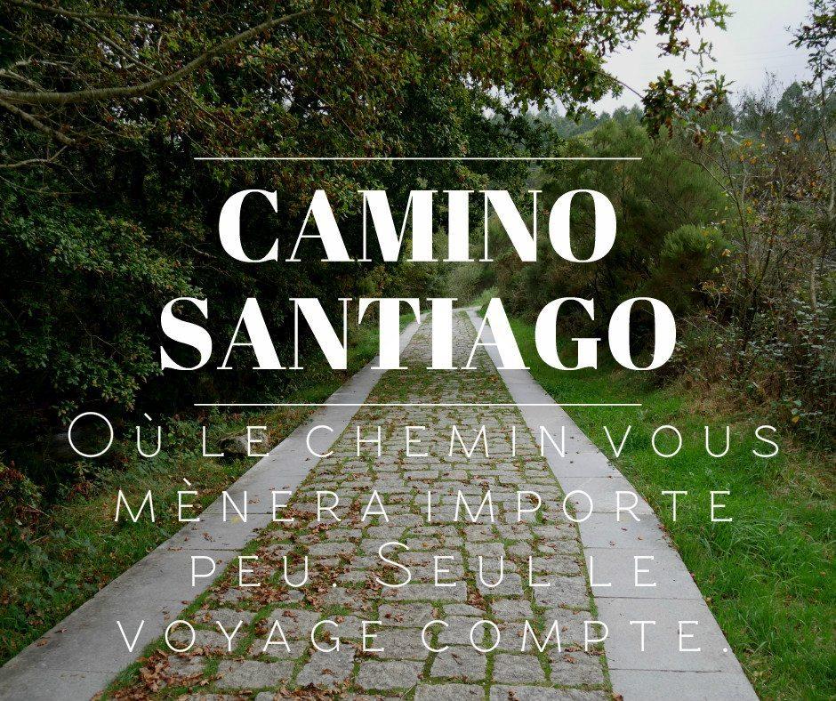 camino de santiago chemin de saint jacques de compostelle