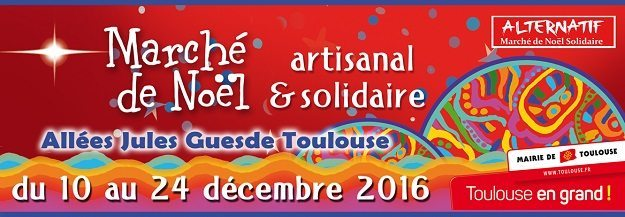 most sustainable christmas market in europe toulouse
