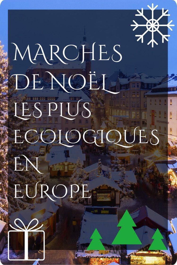 marche de noel durable eco responsables ecologiques europe