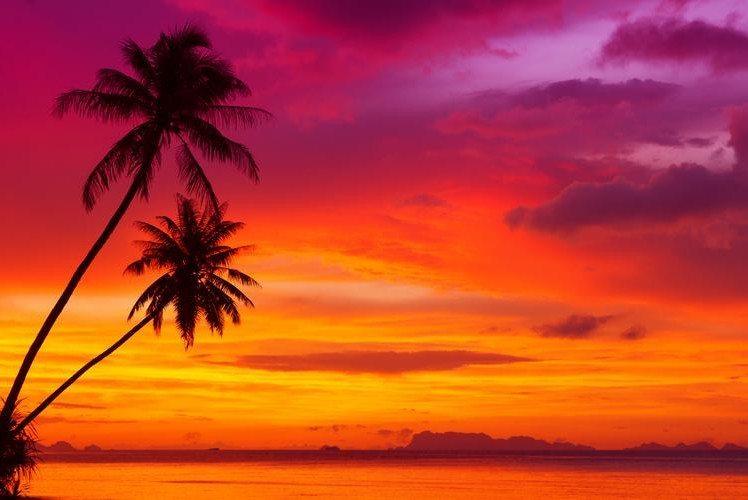 le plus beau coucher de soleil tendances de voyages 2017 tendance dans le tourisme