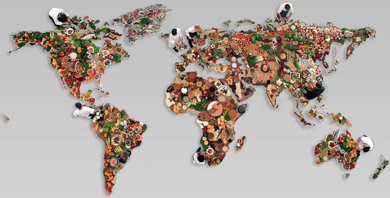 monde legumes fruits vegan vegetarien