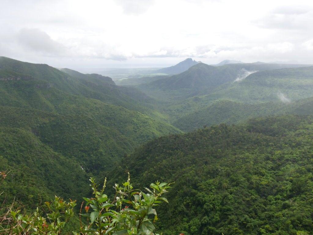 mauritius island natural park