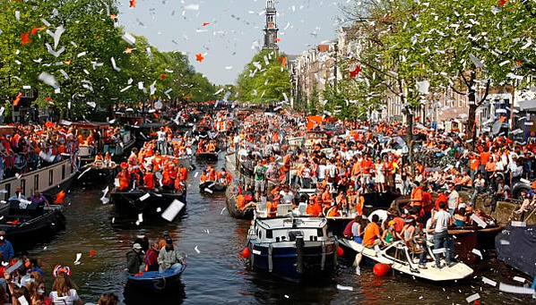king's day amstel koningsdag kingsday