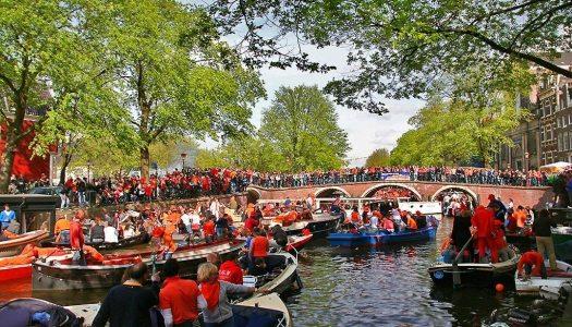 La fête du Roi à Amsterdam : Que Faire et Où Aller?