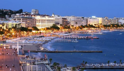 When the Cannes Film Festival turns green…
