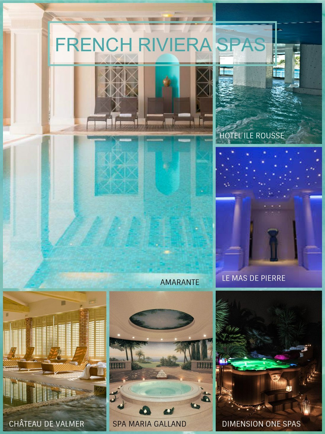 spas french riviera beauty care treatment nice