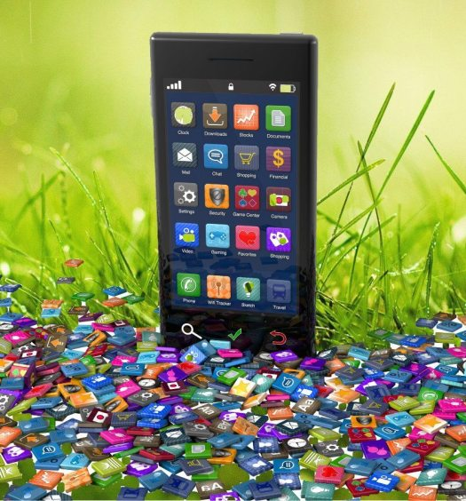 green sustainable apps for smartphones to travel more responsible