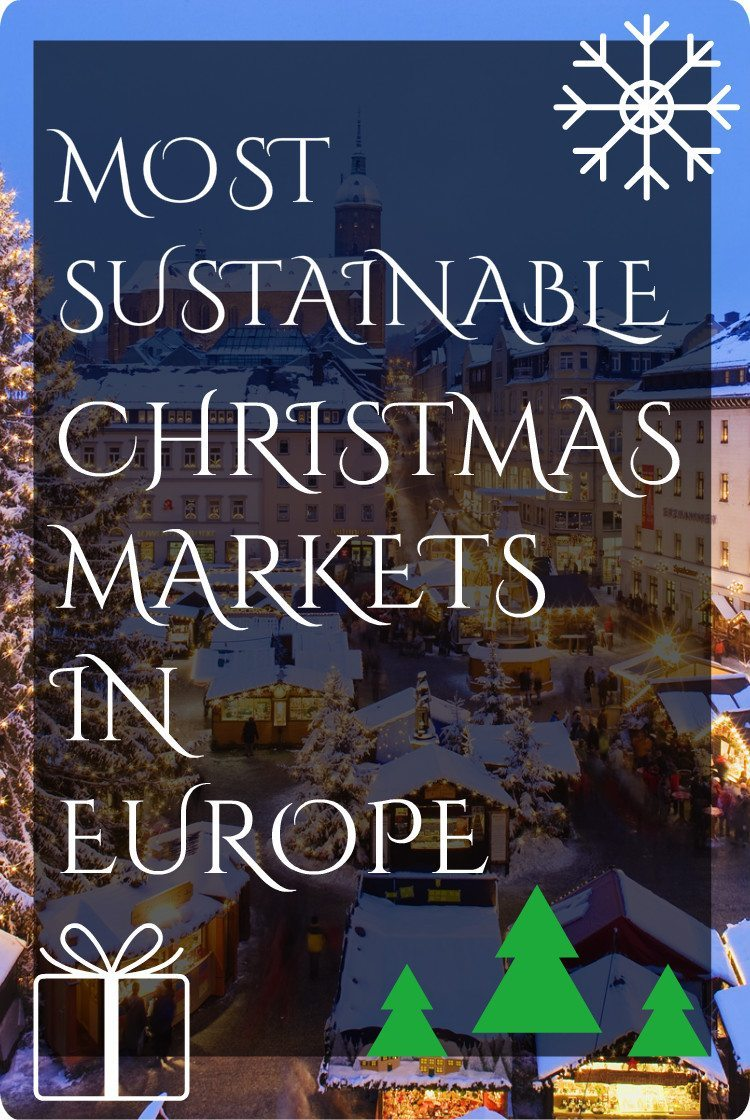 most sustainable green christmas markets in Europe