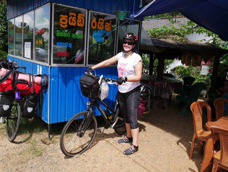 dambulla sri lanka cycling