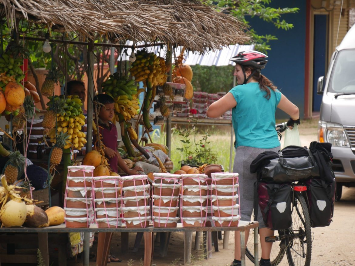 udawalawe region sri lanka by bicycle