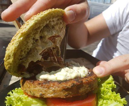 dutch weed burger amsterdam vegan best burger vegan