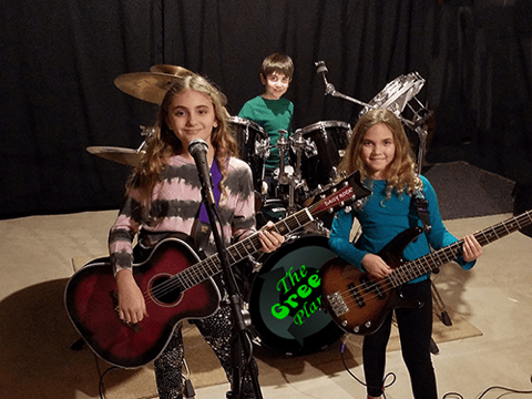 The Green Planet Band - Kylee