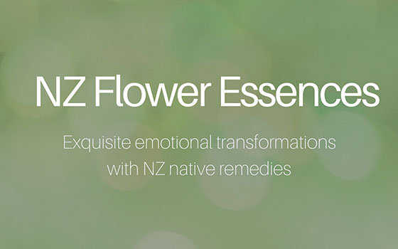 NZ Flower Essences