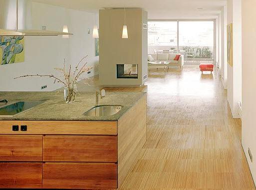 Un bonito diseño con madera sostenible