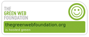 The Green Web Foundation Badge