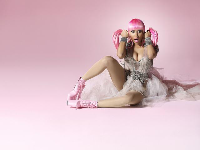 Nicki Minaj AT