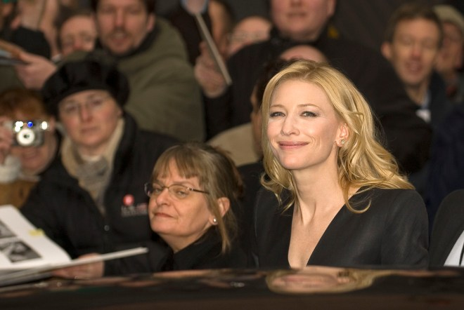 Cate Blanchett AT