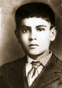Blessed Jose Luis Sanchez del Rio; martyred in 20th century Mexican persecution of Church