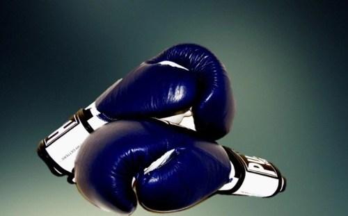 boxing metaphors KayVeeInc