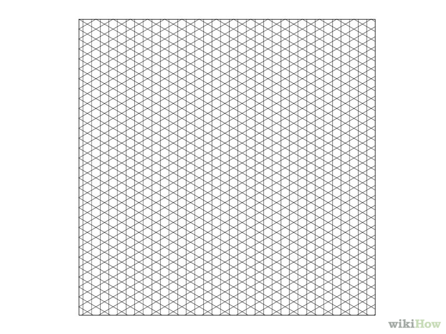 create an isometric grid in adobe illustrator the grid system