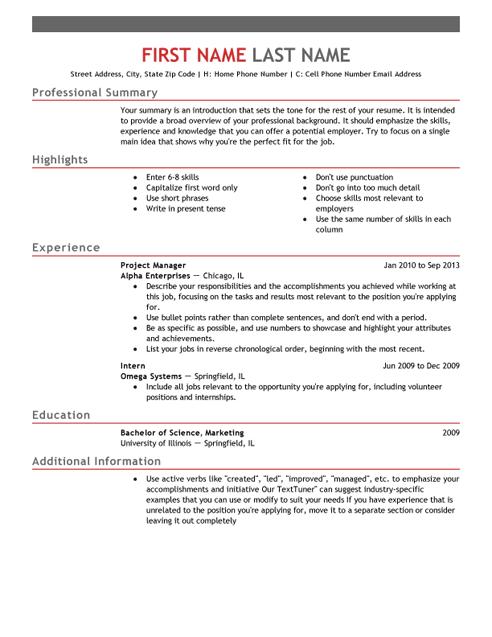 Current Resumes Styles. Breakupus Marvelous Free Resume Templates