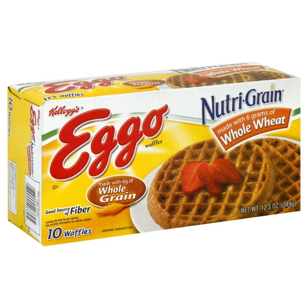 Image result for let go of my eggo nutri whole grain waffles