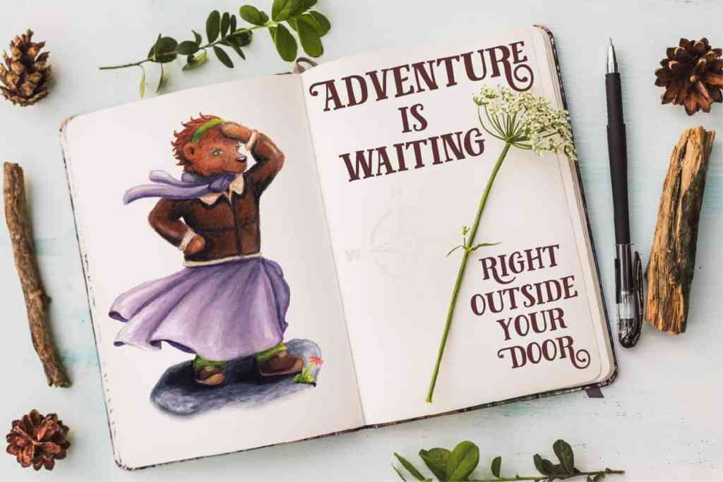 Adventure is Waiting ... The Growly Books: Haven