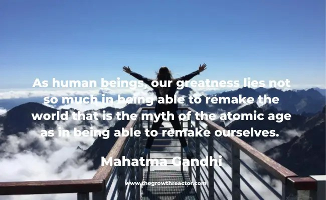 bettering yourself quote