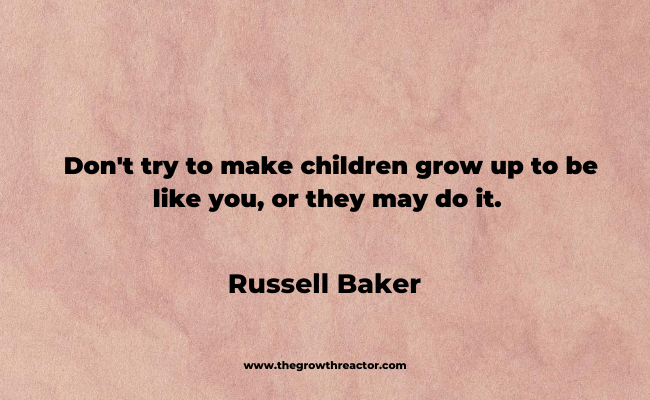quote about growing up