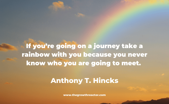 quotes about rainbows