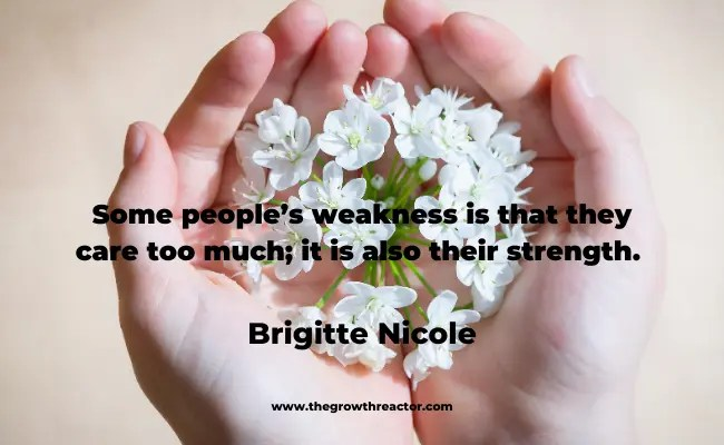 quotes about caring