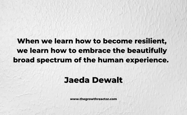 being resilient quotes