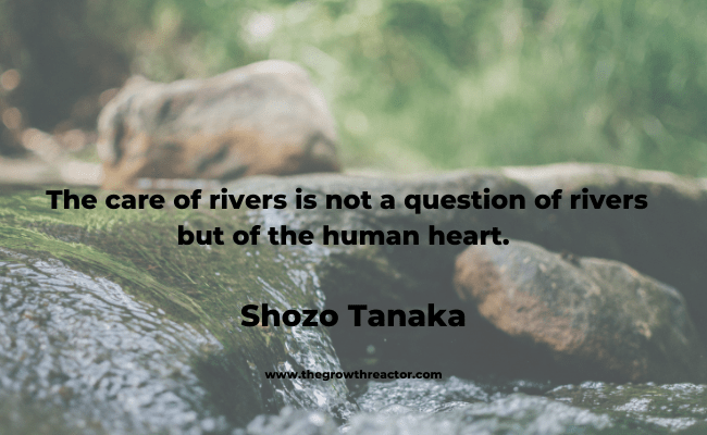 quotes about rivers