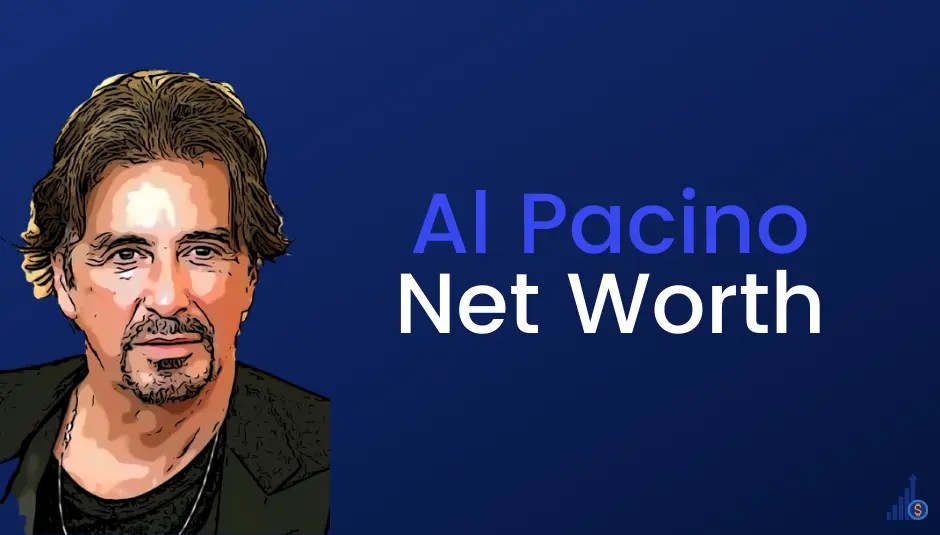 Al Pacino Net Worth [2021]