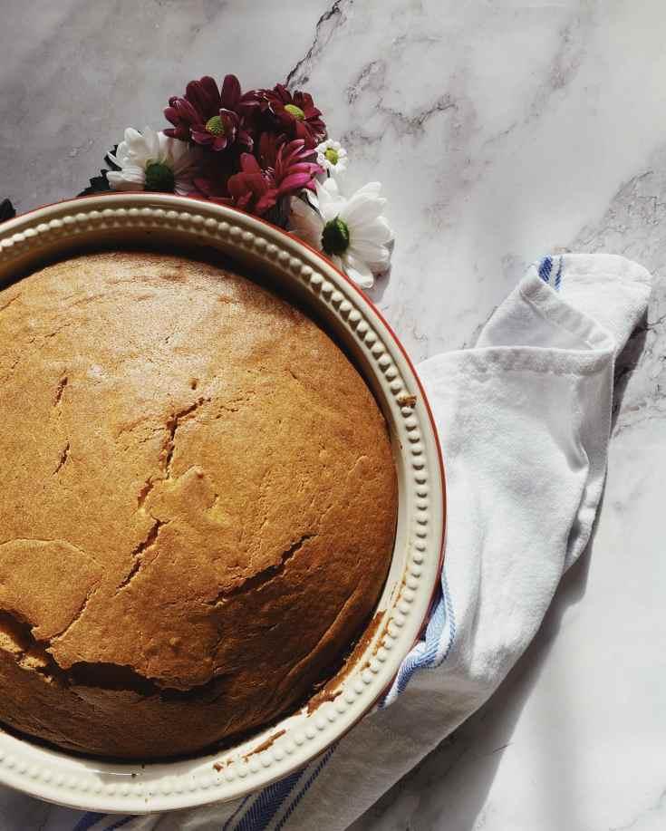 Swiss Almond Cake
