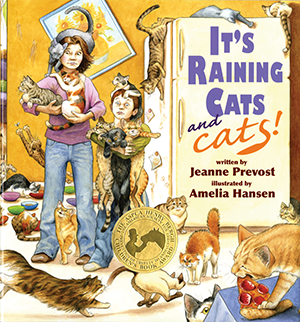 It's Raining Cats and Cats!