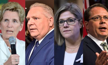 Ontario's party leaders make their final pitches