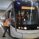 New Crosstown Light Rail Transit Vehicles